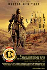 ATBC United Men 2017 Full Armor of God 56k